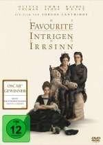 The favourite - Intrigen und Irrsinn Cover