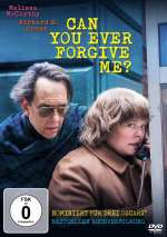 Can you ever forgive me? Cover