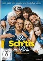Die Sch'tis in Paris Cover