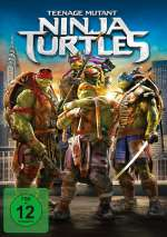 Teenage Mutant Ninja Turtles (DVD) Cover