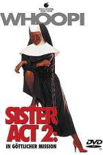 Sister Act 2 Cover