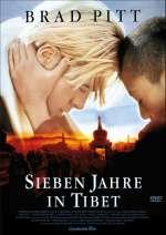 Sieben Jahre in Tibet Cover