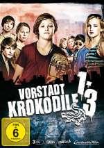 Vorstadtkrokodile 1-3 Cover