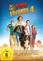 Fünf Freunde 4 Cover