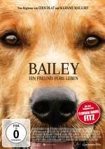 Bailey - Ein Freund fürs Leben (1 DVD) Cover