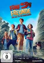 Fünf Freunde und das Tal der Dinosaurier (DVD) Cover