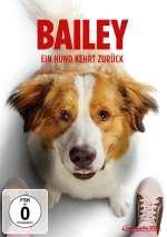 Bailey - Ein Hund kehrt zurück (1 DVD) Cover