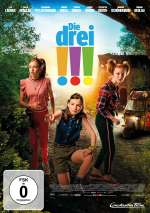 Die drei !!! (DVD) Cover