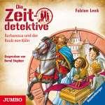 Barbarossa und der Raub von Köln Cover