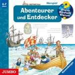 Abenteuerer und Entdecker (Hörbuch-CD) Cover