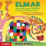 Elmar und das grosse Kitzeln & weitere Geschichten Cover