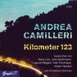 Kilometer 128 (Hörbuch) Cover