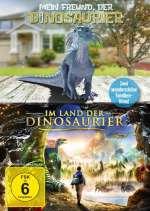 Mein Freund der Dinosaurier / Im Land der Dinosaurier Cover