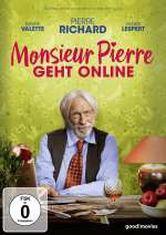 Monsieur Pierre geht online (DVD) Cover