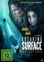 Breaking surface - Tödliche Tiefe Cover