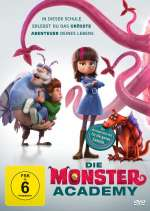 Die Monster Academy (1DVD) Cover