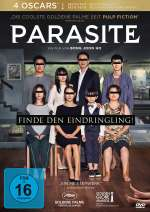 Parasite (DVD) Cover