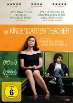 The kindergarten teacher Cover