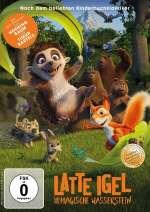 Latte Igel und der magische Wasserstein (1 DVD) Cover