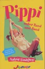 Pippi ausser Rand und Band Cover
