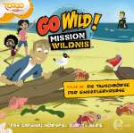 Go Wild! Mission Wildnis (Ton) Cover