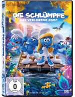 Die Schlümpfe - Das verlorene Dorf (1 DVD) Cover