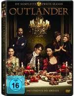 Outlander- Staffel 2 (DVD) Cover