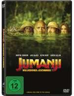 Jumanji (DVD) Cover