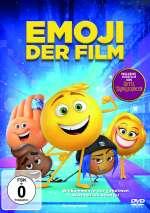 Emoji - Der Film (DVD) Cover