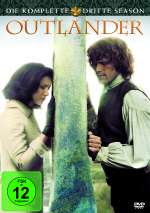 Outlander Staffel 3 (DVD) Cover