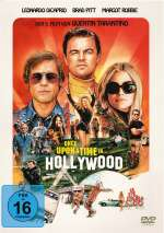 Once upon a time in ... Hollywood (DVD) Cover
