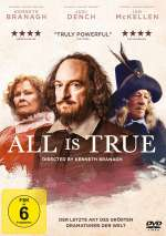 All is true (DVD) Cover