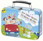 Der Reise-Regen-Rücksitz-Koffer Cover