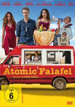 Atomic Falafel Cover