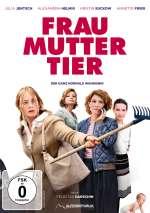 Frau Mutter Tier Cover