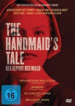 The handmaid's tale Staffel 1- Der Report der Magd Cover