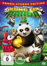 Kung Fu Panda 3 (DVD) Cover