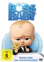 The Boss Baby  (1 DVD) Cover