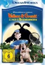 Wallace & Gromit - Auf der Jagd nach dem Riesenkaninchen Cover