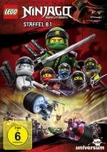 Master of Spinjitsu, Staffel 8.1 Cover
