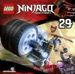 Ninjago - Masters of Spinjitzu (29) Cover