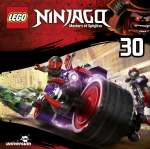 Ninjago - Masters of Spinjitzu (30) Cover
