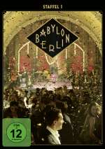 Babylon Berlin 1 Cover