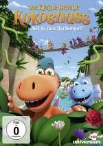 Der kleine Drache Kokosnuss: Auf in den Dschungel! Cover