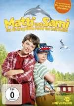 Matti und Sami und die drei grössten Fehler des Universums Cover