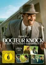 Docteur Knock Cover