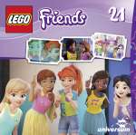 LEGO Friends (CD)  Cover