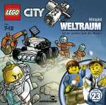 Lego City Hörspiel Weltraum (Ton) Cover