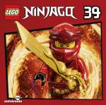 LEGO Ninjago, masters of spinjitzu (Hörbuch-CD) Cover