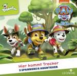 Paw Patrol- Hier kommt Tracker Cover